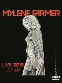 Cover Mylène Farmer - Live 2019 [DVD]